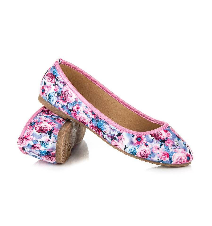 Wiosenne Buty Damskie Kalila Sklep Immoda Pl Shoes Fashion Flats
