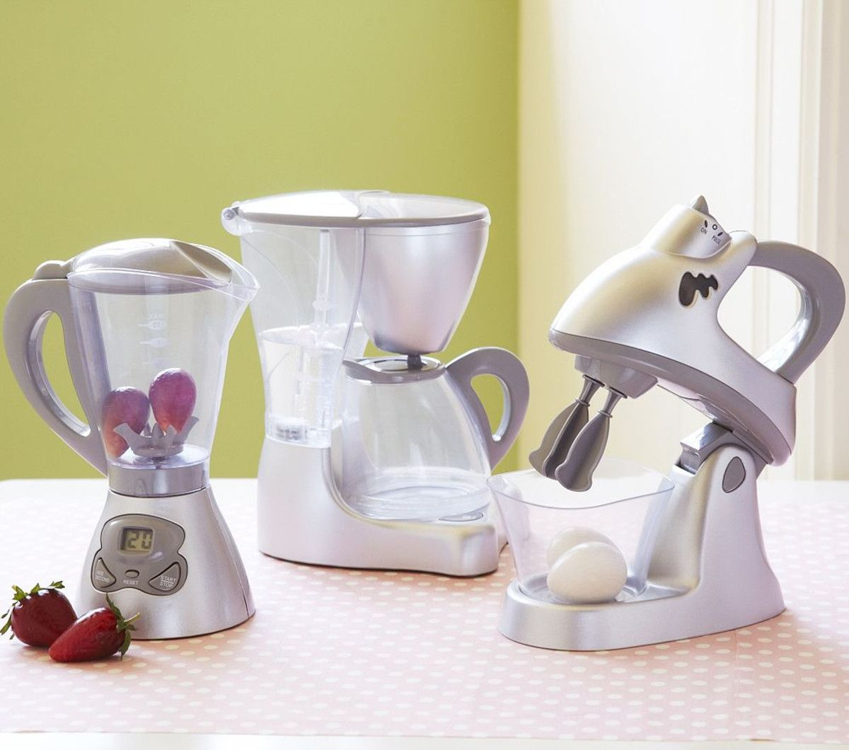 Toy blender and mixer for Aiden\'s Kitchen Appliances | Baking ...