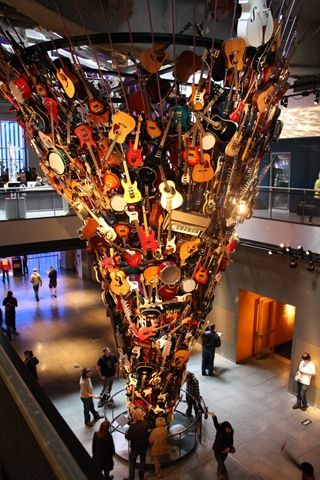 Experience Music Proyect, Seattle, EEUU