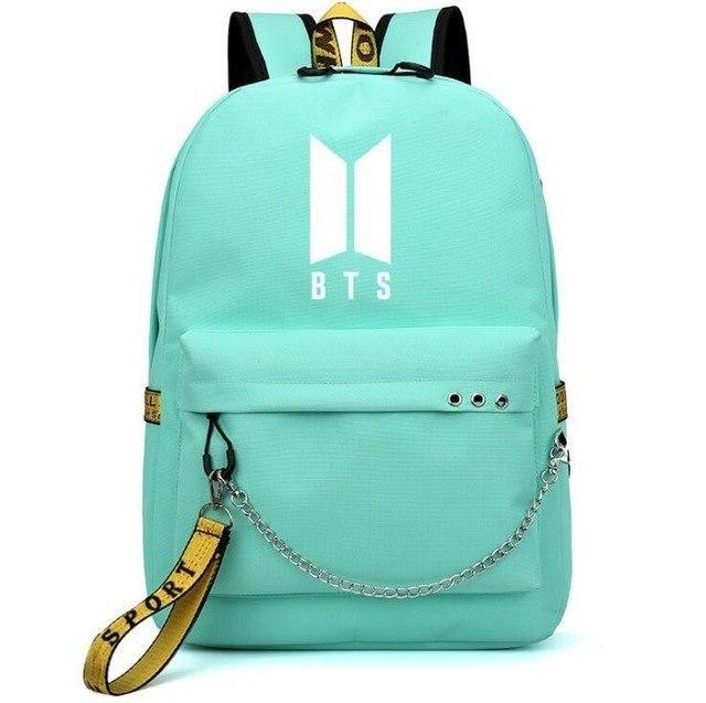 Billie Eilish USB Charge Girl/'s Shoulder Rucksäcke Backpack Student Taschen Bags