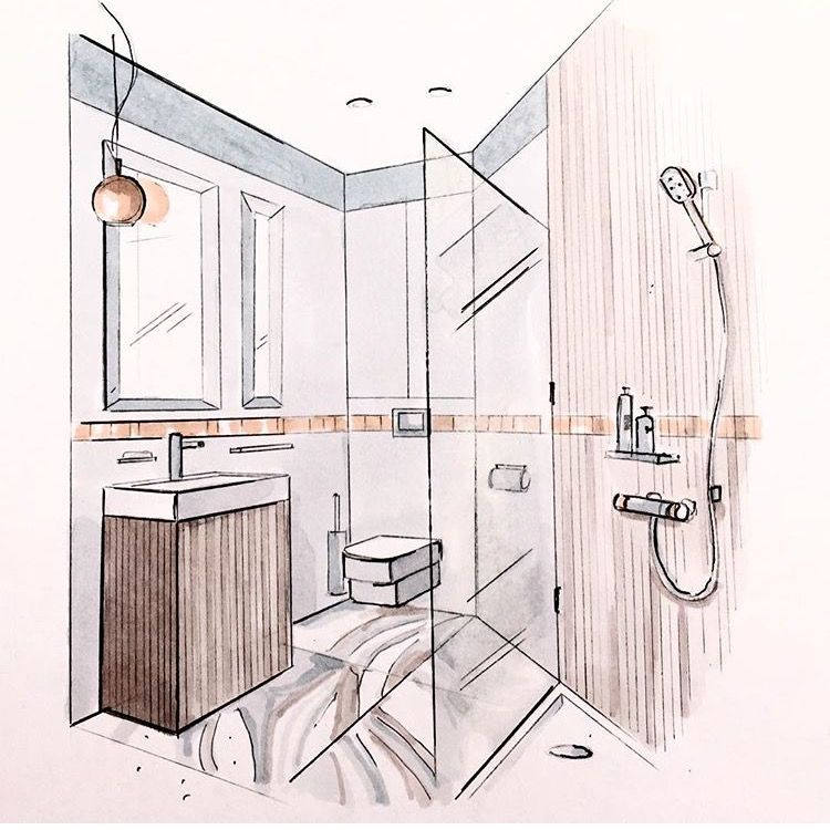 recent renderings summer 2014 sketch designinterior