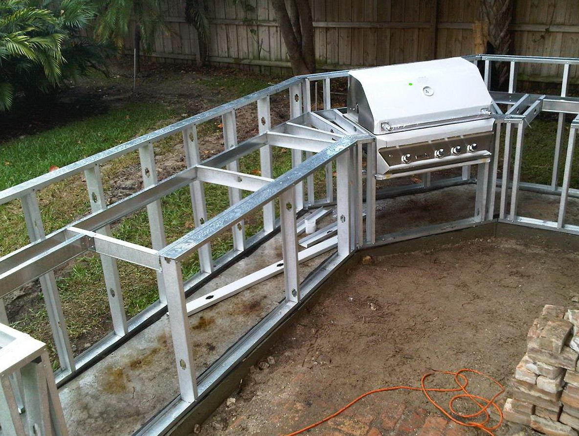 Image result for Free Plans Building Outdoor Kitchen | Diy's ...