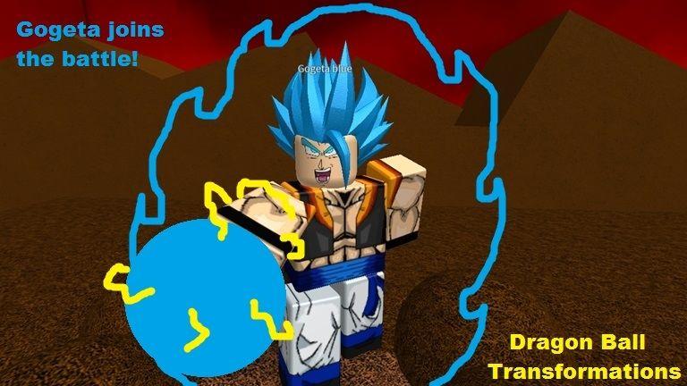 Fusion Dragon Ball Transformations Roblox Dragon Ball Dragon Ball