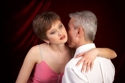 Dating recently divorced older man in love
