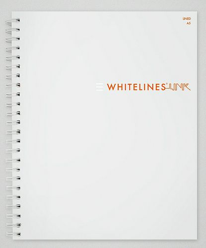 Review Of Whitelines Link Notebook Wl242 Whitelines Link Wire A5 Lined School Essentials Notebook Planner Paper