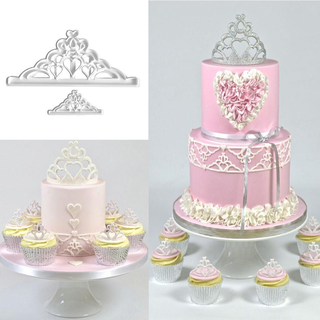 crown cake topper australia