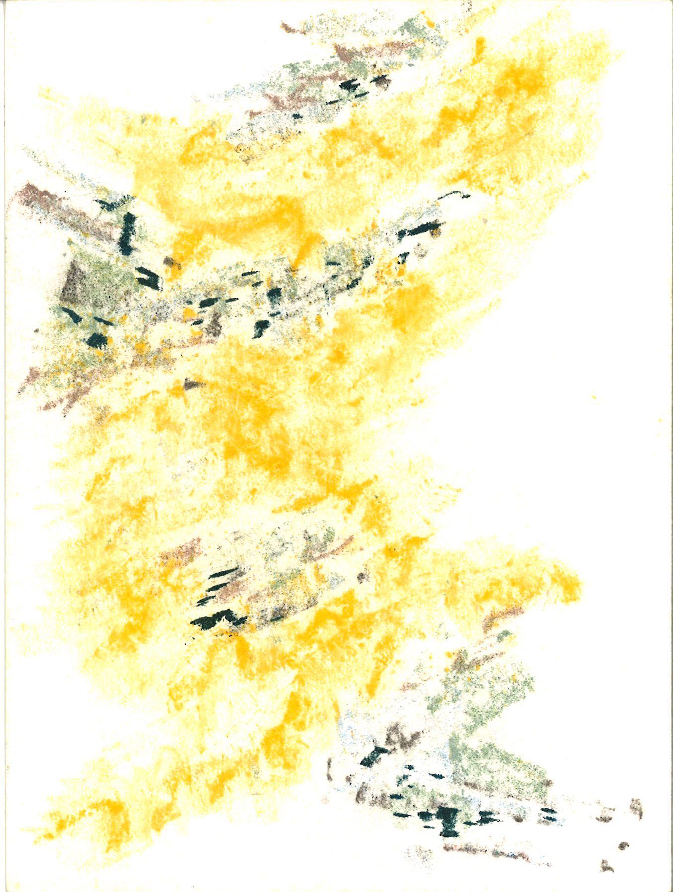 Catalytic art tarot card art abstract artwork artwork