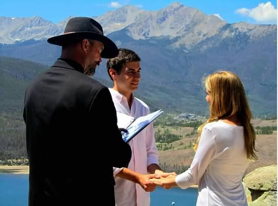 Rocky Mountain Small Wedding Packages In Colorado