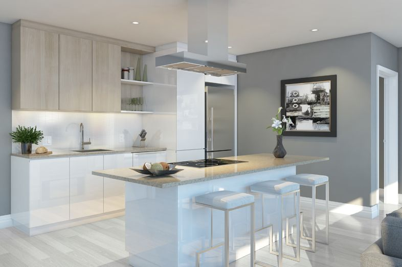 cuisine kitchen beaumont condominiums ndg Cuisine Pinterest