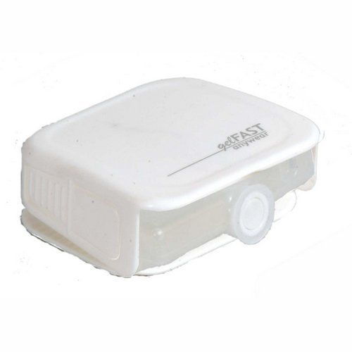Hand Sanitizer System Recyclable Cartridge White By Unimed