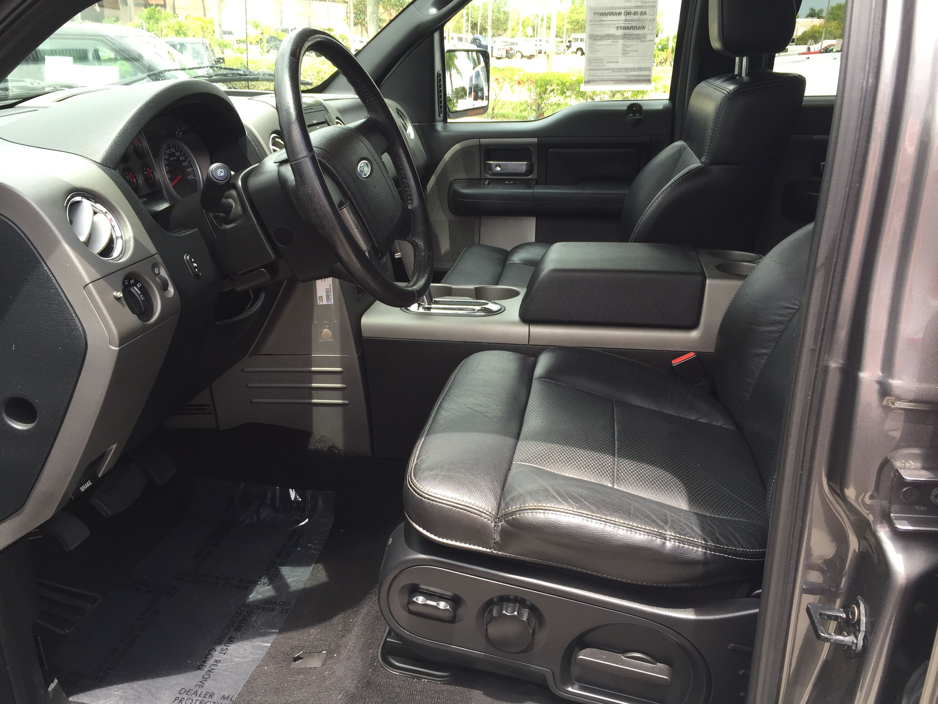 2005 Ford F 150 FX4 Interior, Power Seats Nice Design