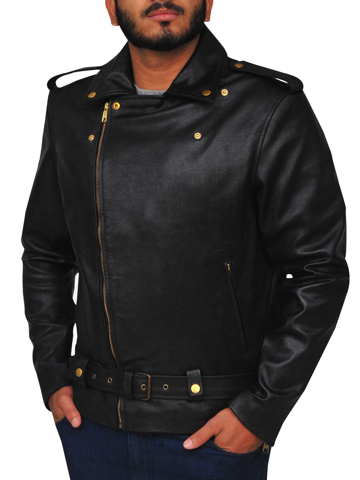 Topleatherjackets Brand Provide The Best Men Lambskin Fashion Biker Leather Jacket At Best Selling Price Classic Leather Jacket Buy Mens Fashion Mens Fashion