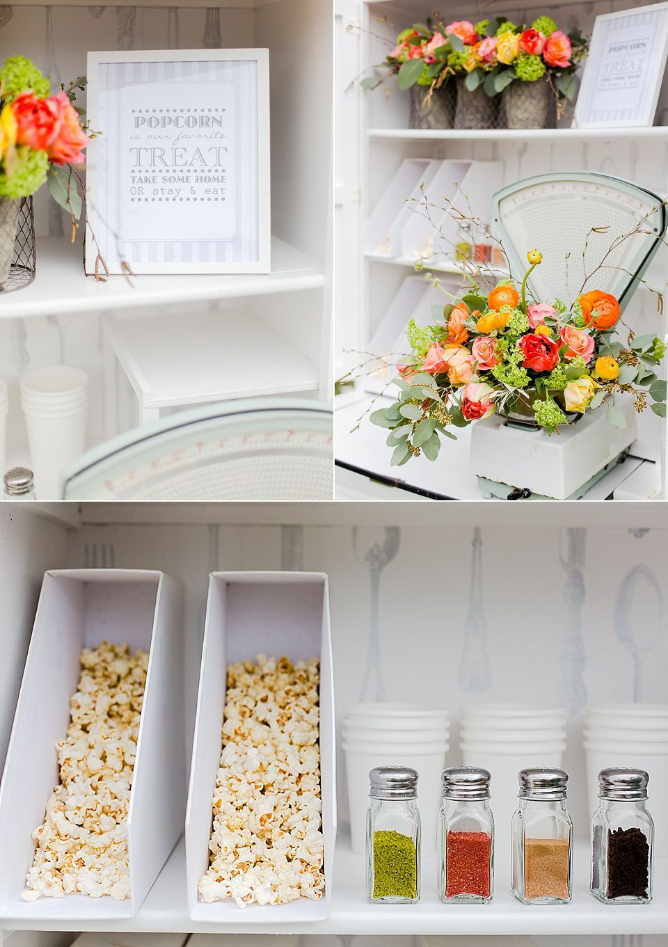 Wedding Catering Ideas: The Street Stalls Collection by Kalm Kitchen ...