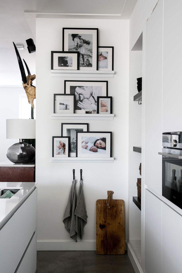 Hierom zijn zwart, wit en hout samen zo mooi - INTERIOR JUNKIE