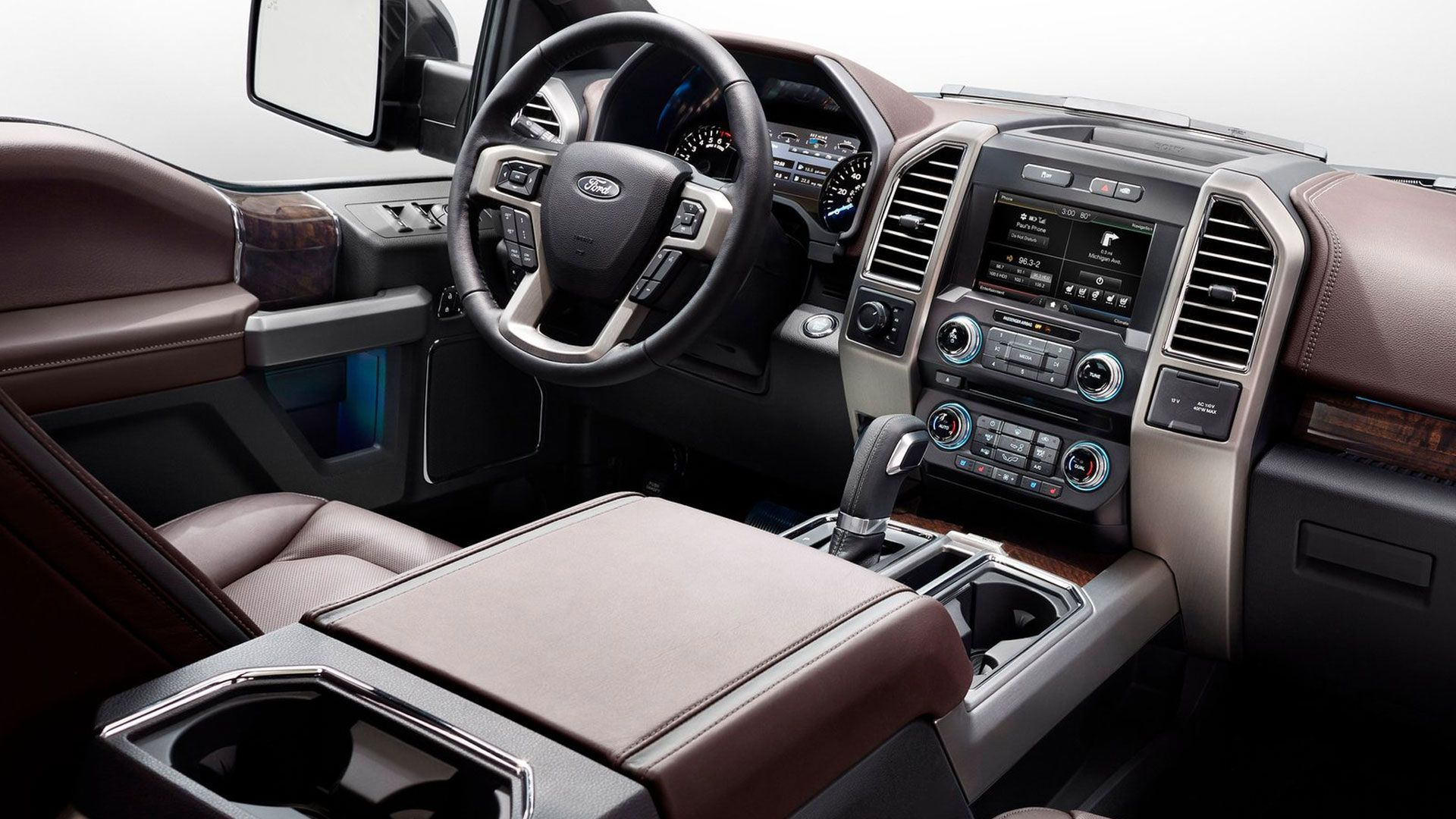 2015 Ford F150 Interior Design 2015 Ford F 150 Full Features Truck