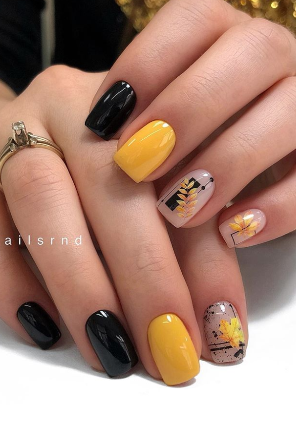 30 Beautiful Natural Short Square Nails Design For Early Spring 2020 Page 10 Of 30 Latest Fashion Trends For Woman In 2020 Square Nail Designs Square Nails Short Square Nails