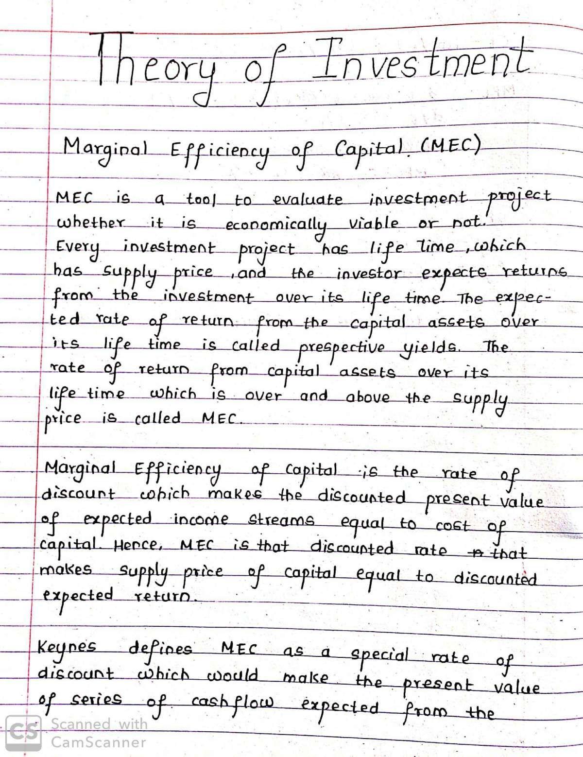 Pin On Tu Ma Economics Notes