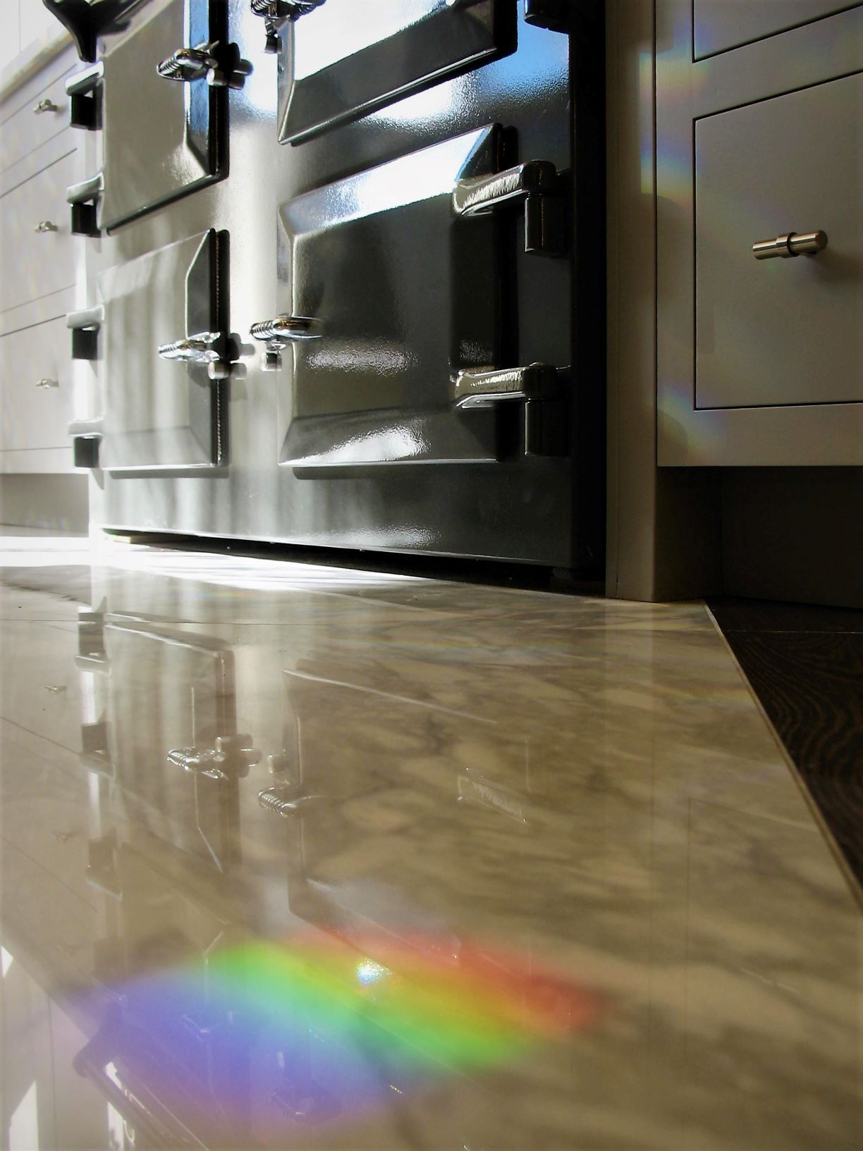 Best Everhot 120I And Handmade Kitchen By Christopher Howard At 400 x 300