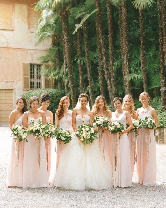 Exclusive Chrissy Teigen And John Legend S Formal Destination Wedding In Lake Como Italy Amsale Bridesmaid Chrissy Teigen Wedding Dress Chrissy Teigen Wedding