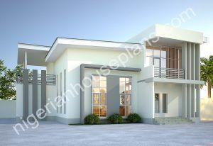 4 Bedroom Duplex (Ref: 4018) | Duplex, House styles ...