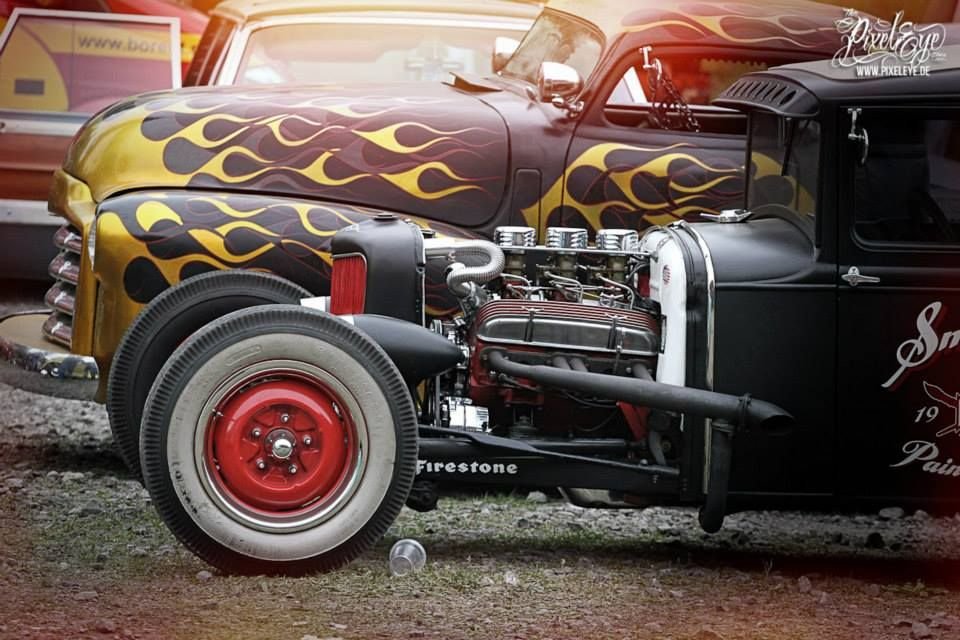 traditional hotrod   Vehicles: Hotrods/Traditional Rods   Pinterest