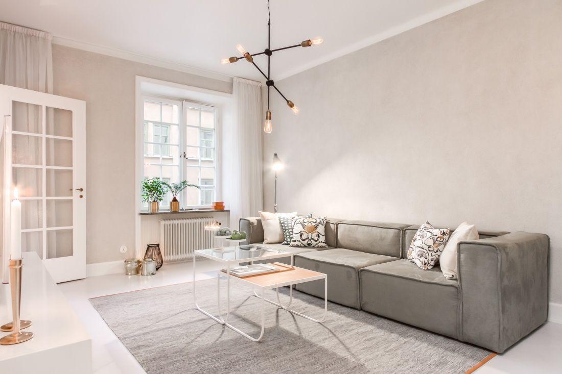 Comodoos interiores tu blog de decoracion el protagonismo de una lampara en decoracion - Blog de decoracion de interiores ...