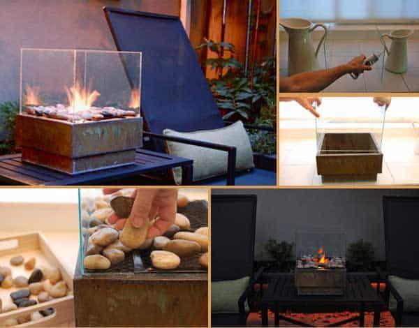 39 Ideen für eine einfache DIY-Feuerstelle