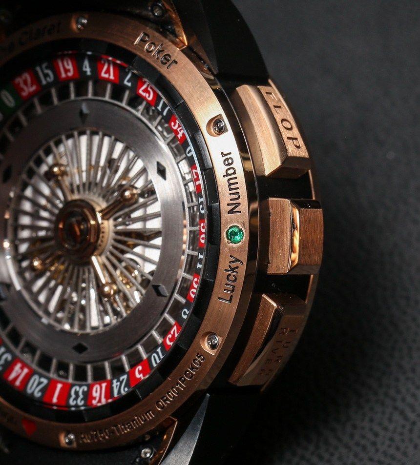 Poker Uhren