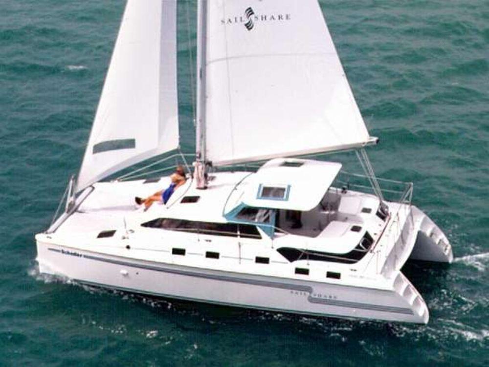 Pdq 32 sailing catamaran catamaran boat