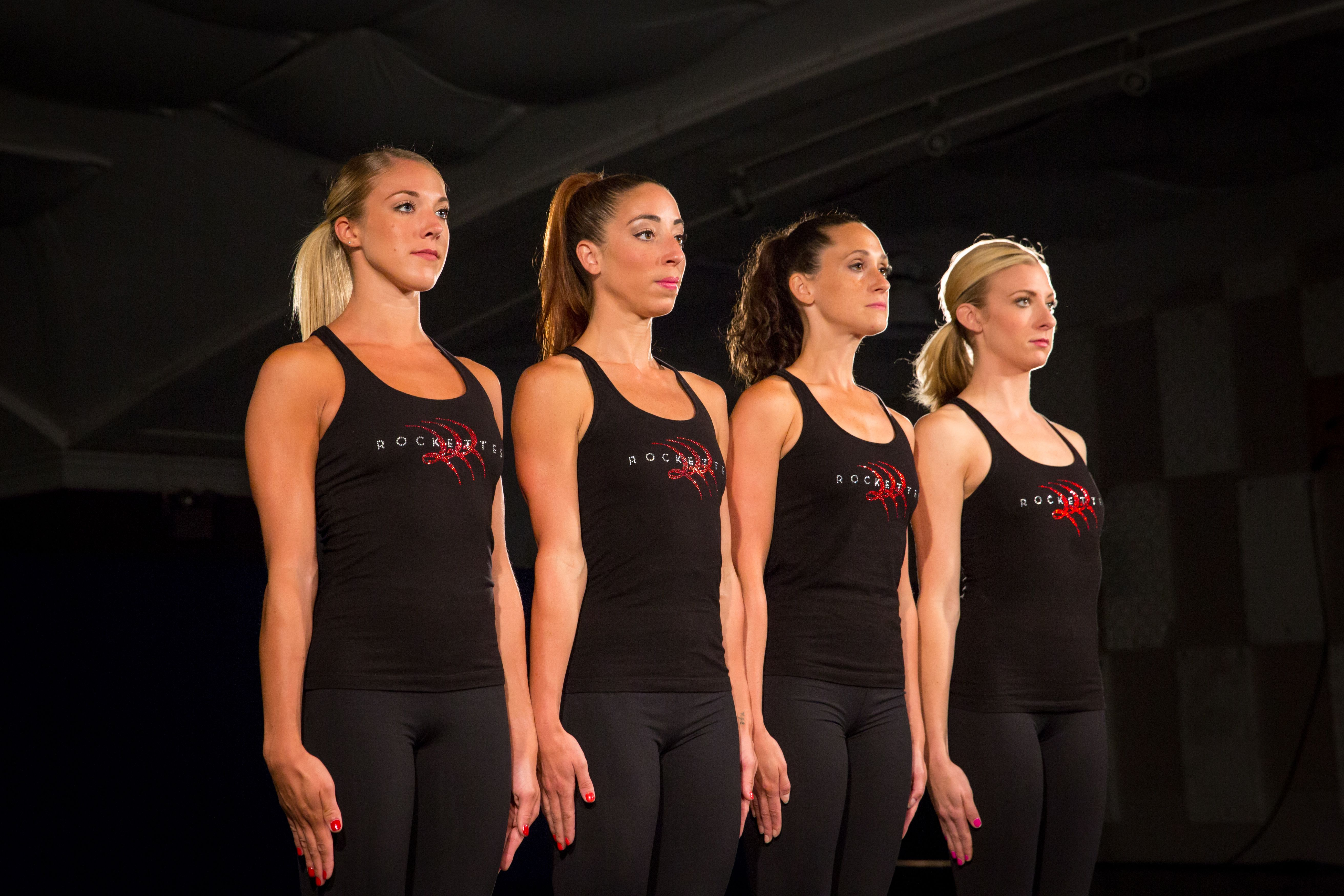 Rockettes Dance Moves: 'Parade of the Wooden Soldiers' Squad Revolve | Dance moves, Rockettes ...