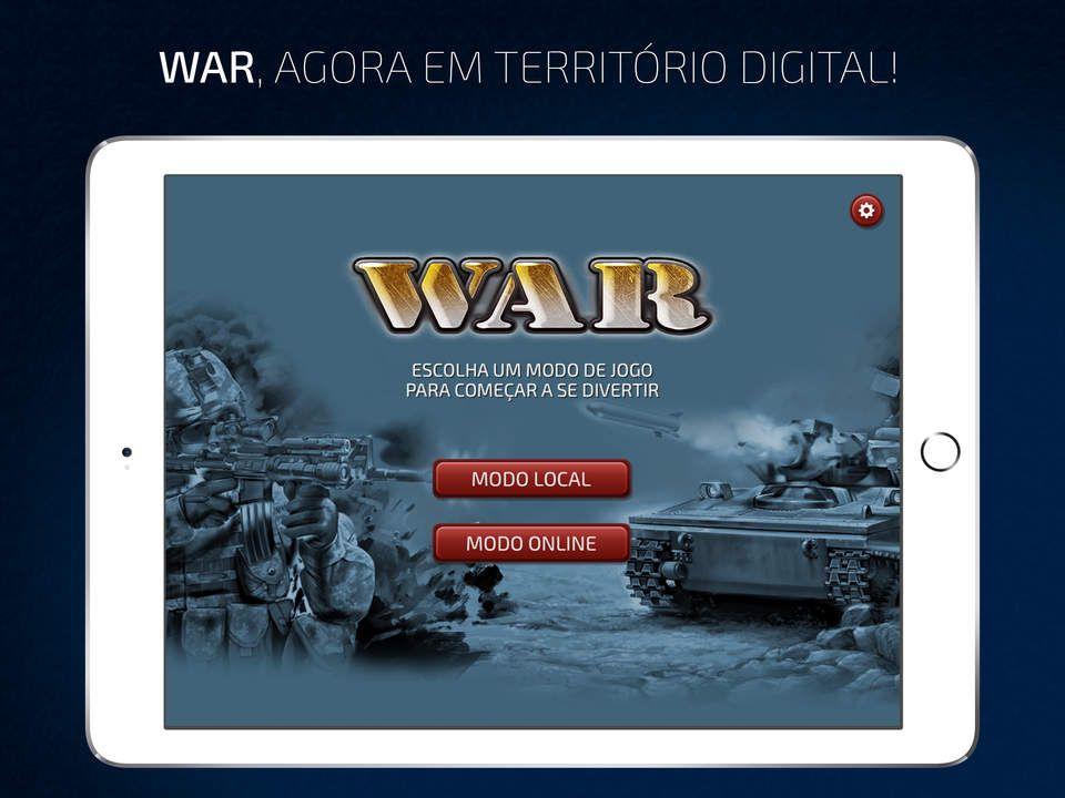 Versao Digital Do Famoso Jogo De Tabuleiro War E Lancada Para Ipads Macmagazine Com Br Jogos De Tabuleiro Jogos Tabuleiro