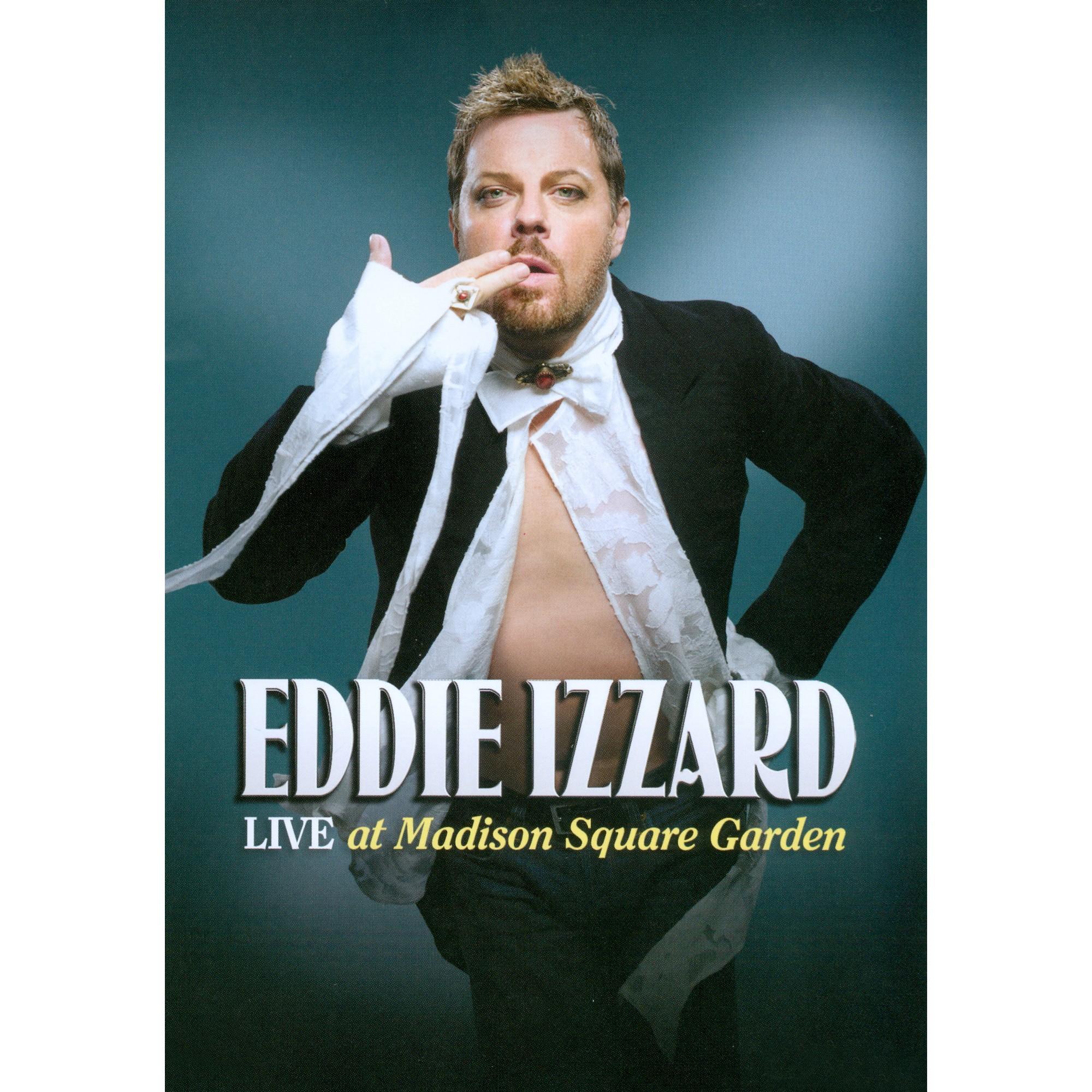 Eddie Izzard Live at Madison Square Garden Eddie izzard