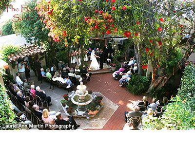 The Hacienda Orange County Garden Wedding Venue Santa Ana CA 92706