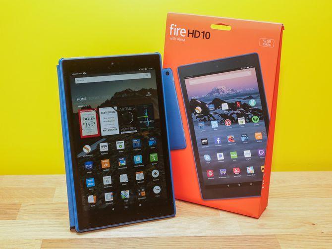 Amazon Fire Hd 10 Is An Amazing Big Screen Tablet Value Cnet Https Www Cnet Com News Amazon Fire Hd 10 2017 Review A Fire Hd 10 Kindle Fire Tablet Tablet