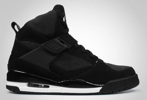 sale retailer 2a03a c31dd les twins shoes jordan   air jordan flight 45 high black both
