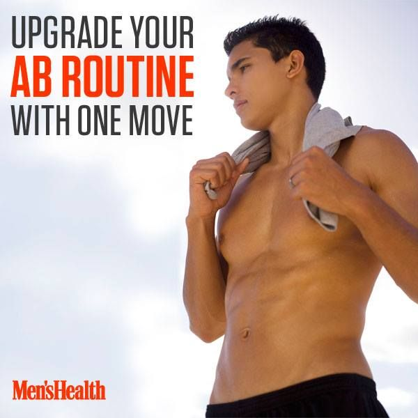 Upgrade Your Abs Routine with One Move | Health and ...