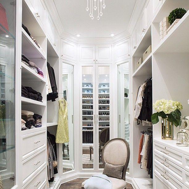 Dream Closet | For the Home | Pinterest | Dream closets, Dressing ...