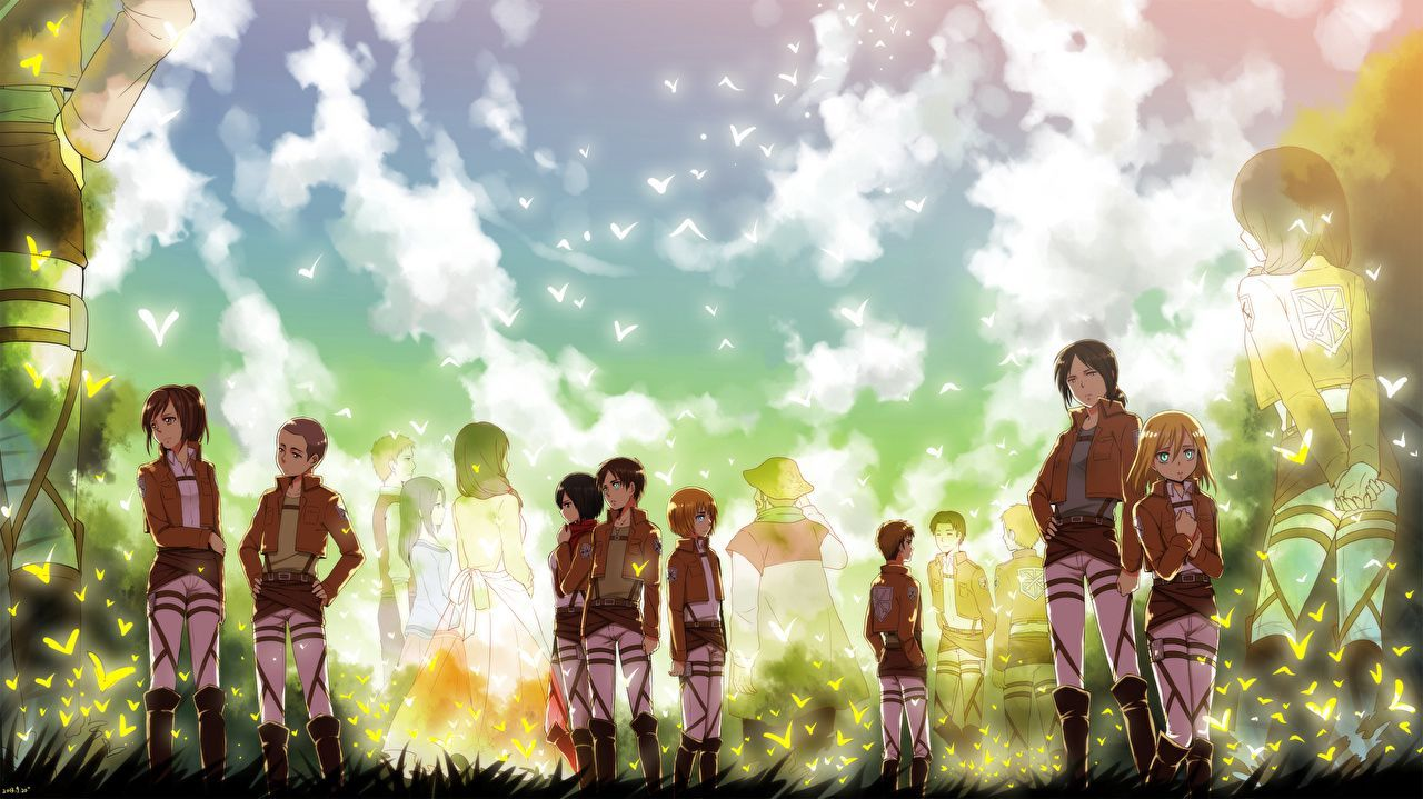 Parejas De Shingeki No Kyojin Attack On Titan Attack On Titan Anime Attack On Titan Fanart