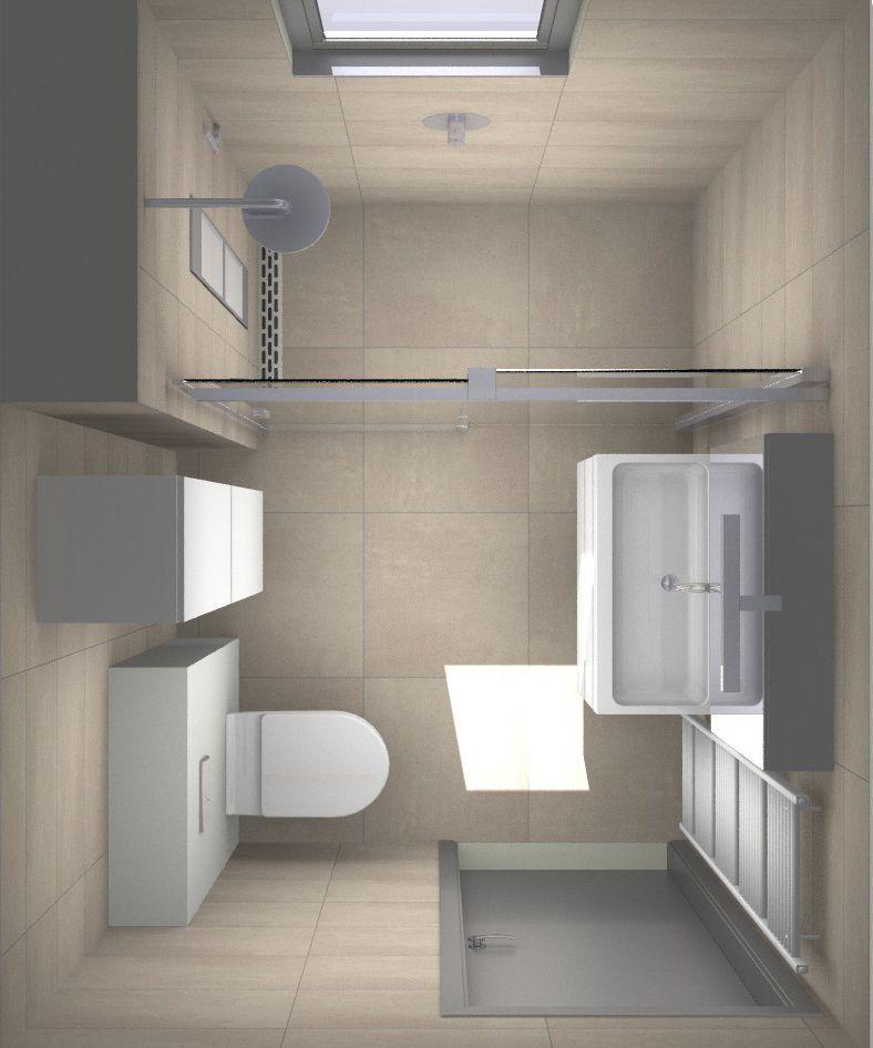 Kleine alles voor en over kleine b adkamers 1 pinterest badrum och inspiration - Foto kleine badkamer ...