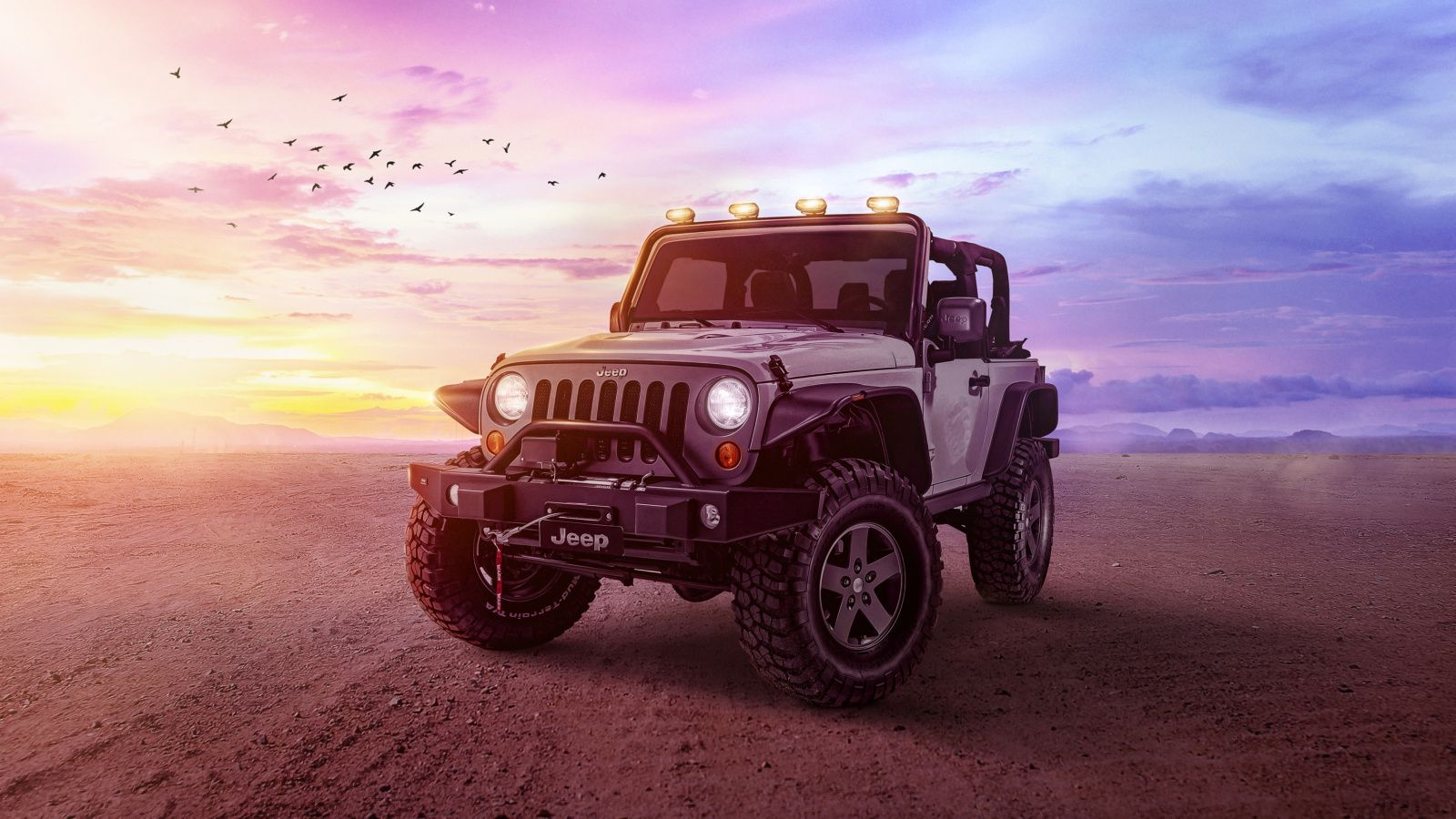 1600x900 Jeep Wrangler Suv Car Wallpaper In 2020 Jeep Wrangler