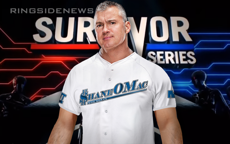 Shane Mcmahon Could Be Switched Out Of Current Wwe Survivor Series Role Wwe Survivor Series Shane Mcmahon Survivor Series