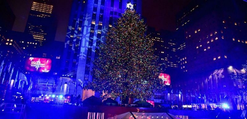 2018 Rockefeller Center Christmas Tree Lighting How, When, And