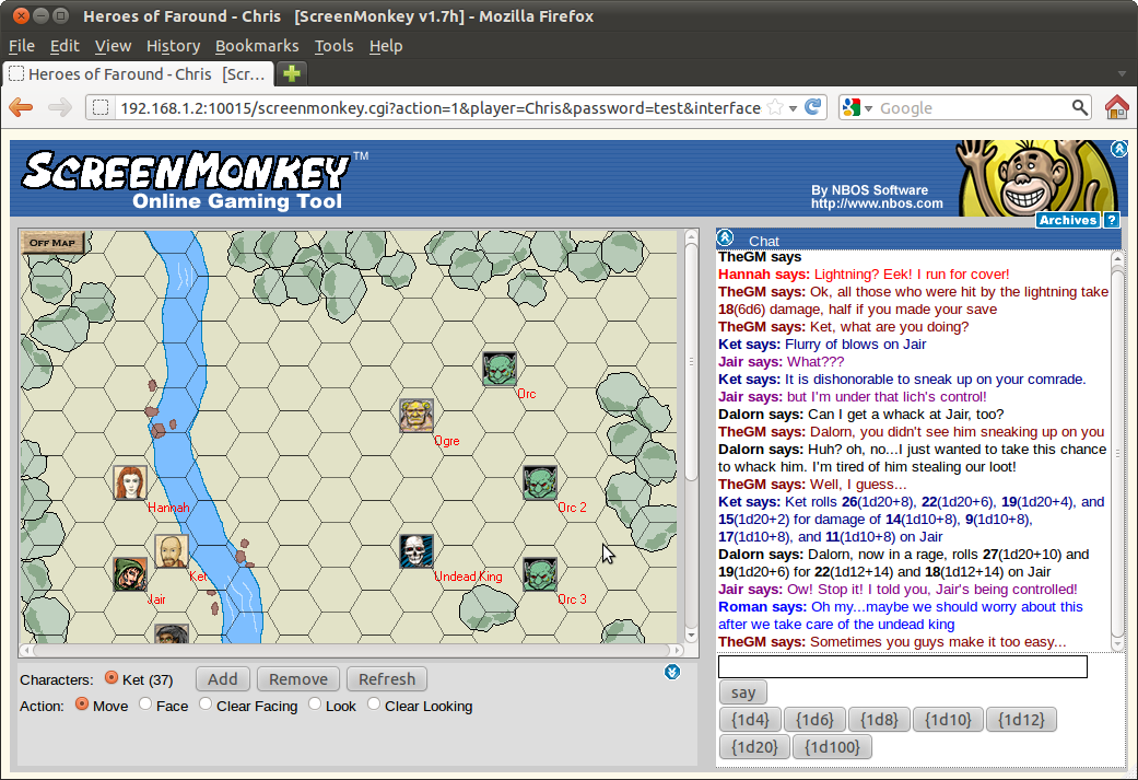 Screenmonkey  Standard VT with client install for GM  Web UI