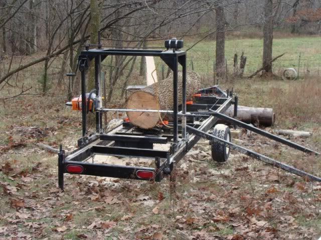 Chainsaw Mill Diy Google Search Holzbearbeitungsmaschinen Holzbearbeitung Sagen
