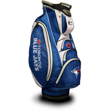 Team Golf MLB Toronto Blue Jays Victory Golf Cart Bag