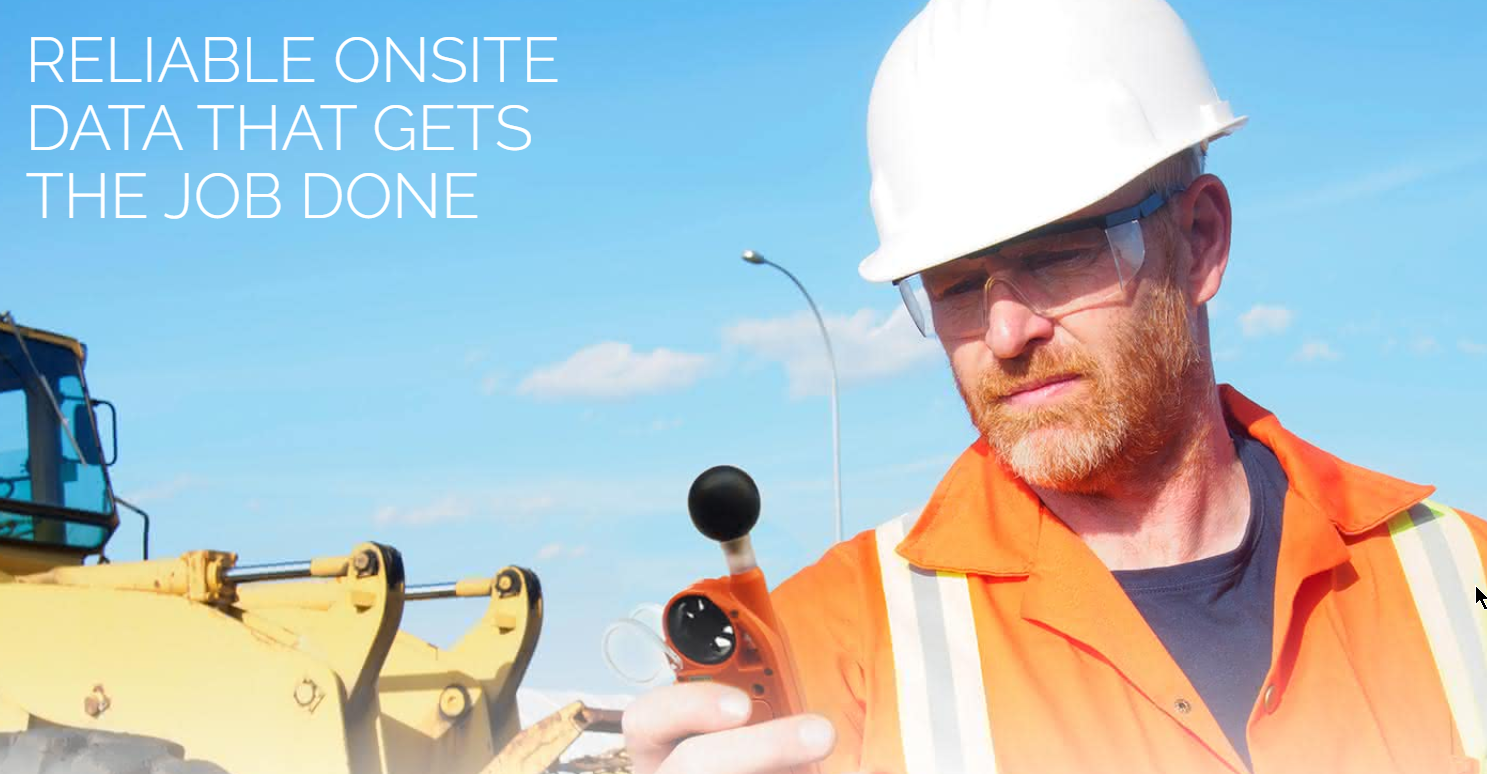 Reliable Onsite Data That Gets The Job Done IDENTIFY