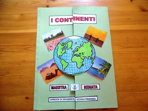 Lapbook sui continenti lapbook po polsku interactive for Programma per disegnare stanze