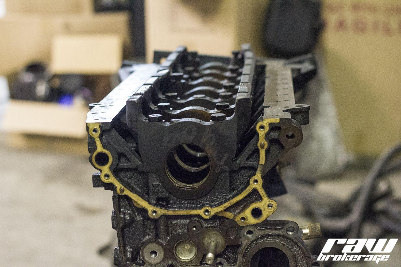 John's Stage 1 RB26 Datsun 240z Build - Raw Brokerage