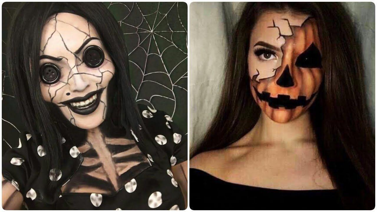 Best instagram tutorials 1 top 20 easy halloween makeup tutorials best instagram tutorials 1 top 20 easy halloween makeup tutorials com baditri Image collections