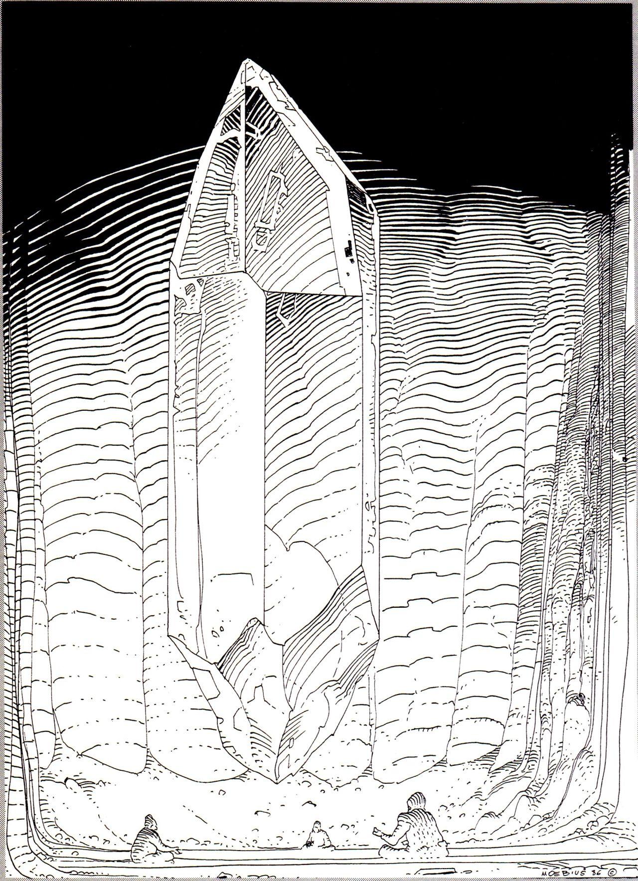 Moebius 1986